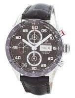 TAG Heuer Carrera cronógrafo automático CV2A1S. FC6236 Relógio masculino