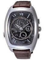 citizen watches eco drive chronograph aqualand titanium all citizen watches · campanola