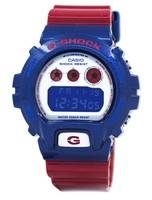 Casio G-Shock Blue And Red Series Digital DW-6900AC-2 DW6900AC-2 Men's Watch