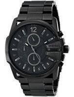 Diesel Master Chief Chronograph Black Dial DZ4180 Men's Watch