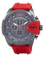 "Diesel Mega Chief Timeframes ""Only The Brave"" Chronograph Quartz DZ4427 Men's Watch"