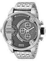 Diesel SBA Chronograph Dual Time Zone DZ7259 Men's Watch