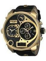 Diesel Mr. Daddy Chronograph Black Dial DZ7323 Men's Watch