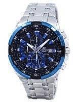 Quartzo Cronógrafo Casio Edifício EFR-539D-1A2V EFR539D-1A2V Men Watch