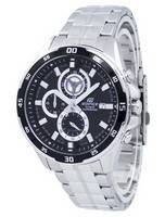 Casio Edifice Illuminator Chronograph Quartz EFR-547D-1AV EFR547D-1AV Men's Watch
