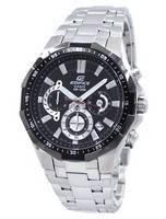 Casio Edifice Chronograph Quartz EFR-554D-1AV EFR554D-1AV Men's Watch