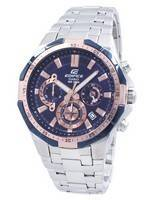 Casio Edifice Chronograph Quartz EFR-554D-2AV EFR554D-2AV Men's Watch
