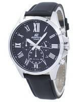 Casio Edifice Chronograph Quartz EFV-500L-1AV EFV500L-1AV Men's Watch