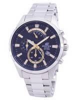 Casio Edifice Retrograde Chronograph Quartz EFV-530D-2AV EFV530D-2AV Men's Watch