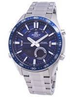 Casio Edifice Alarm Analog Quartz EFVC100D-2AV EFV-C100D-2AV Men's Watch