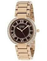 Citizen Eco-Drive D'Orsay Diamonds EM0103-57X Women's Watch