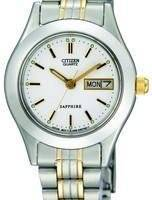 Citizen  Ladies  EQ0460-62AB