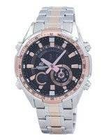 Casio Edifice Chronograph Tachymeter Analog Digital ERA-600SG-1A9V ERA600SG-1A9V Men's Watch