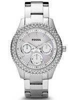 Fossil Stella Multifunction Crystals ES2860 Women's Watch