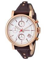 Fossil Original Boyfriend Quartz Chronograph ES3616 Women's Watch