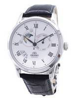 Orient Automatic Sun And Moon Collection FET0T002S0 ET0T002S Men's Watch