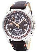 Orient Automatic Multi Year Calendar World Time EU0B004T Men's Watch