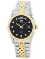 Orient Leader 'President' Automatic Sapphire Crystal Accent EV0J002B FEV0J002BY Men's Watch