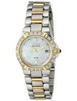 Citizen Eco-Drive Riva Diamond Accented Two Tone EW0894-57D Women's Watch