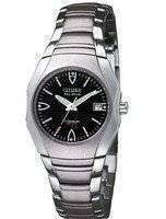 Citizen Eco-Drive Titanium EW1130-56E EW1130 Ladies Watch
