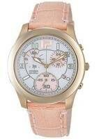 Citizen  Ladies Eco-Drive Chronograph FA2032-03A