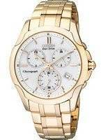 Citizen Eco-Drive Chronograph FB1112-56A Ladies Watch