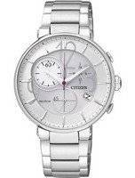 Citizen Eco-Drive Chronograph FB1200-51A Womens Watch
