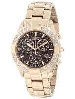 Citizen Regent Eco-Drive Chronograph Diamond FB1223-55X Women's Watch