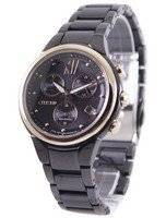 Citizen Eco-Drive Chronograph FB1317-53E Women's Watch