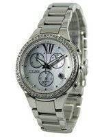 Citizen Eco Drive Chronograph FB1321-56A Women's Watch