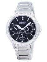 Citizen Eco-Drive Diamond Accent FD2030-51E Women's Watch