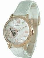 Orient Automatic Semi Skeleton FDB07006Z0 Womens Watch