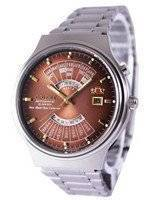 Orient Automatic 21 Jewels Multi Year Calendar FEU00002PW Men's Watch
