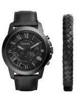 Fossil Grant Chronograph Quartz FS5147SET Men's Watch