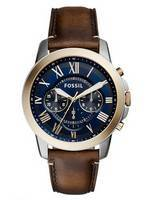 Fossil Grant Chronograph Quartz FS5150 Men's Watch
