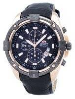 Orient Chronograph Quartz FTT0Y004B0 Men's Watch