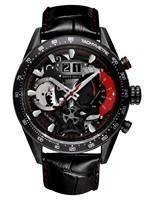Aries Gold Inspire Jolter Quartz G 7008 BK-R Men's Watch