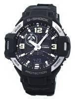 Casio G-Shock Gravitymaster Twin Sensor GA-1000-1B GA1000-1B Men's Watch
