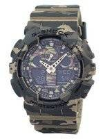 Casio G-Shock Camouflage Series Analog Digital GA-100CM-5A GA100CM-5A Men's Watch