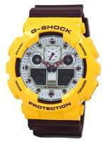 Casio G-Shock Analog Digital GA-100CS-9A Men's Watch