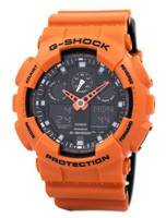 Casio G-Shock Special Color Model Analog-Digital GA-100L-4A Men's Watch