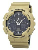 Casio G-Shock Special Color Model Analog-Digital GA-100L-8A Men's Watch