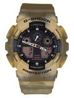 Casio G-Shock Camouflage Series Analog-Digital GA-100MM-5A Men's Watch