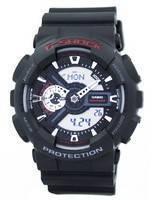Casio G-Shock World Time Analog Digital GA-110-1A GA110-1A Men's Watch