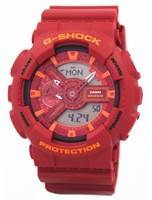 Casio G-Shock Analog-Digital GA-110AC-4A Men's Watch
