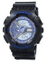 Casio G-Shock Analog-Digital GA-110CB-1A Men's Watch