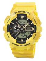 Casio G-Shock Camouflage Series Analog-Digital GA-110CM-9A GA110CM-9A Men's Watch