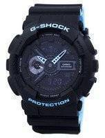 Casio G-Shock Shock Resistant World Time Alarm Analog Digital GA-110LN-1A Men's Watch