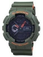 Casio G-Shock Shock Resistant Analog Digital 200M GA-110LN-3A Men's Watch