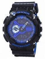 Casio G-Shock Shock Resistant World Time Analog Digital GA-110LPA-1A Men's Watch